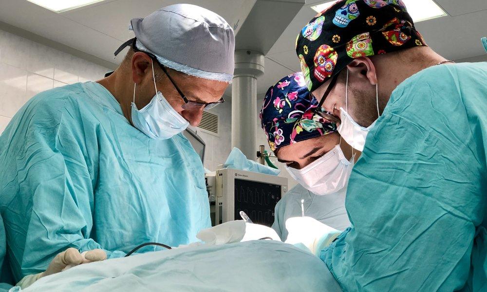 Центр диагностики и лечения опухолей головы и шеи